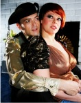 Billy Beyond and Lady Kier by Jason Rodgers