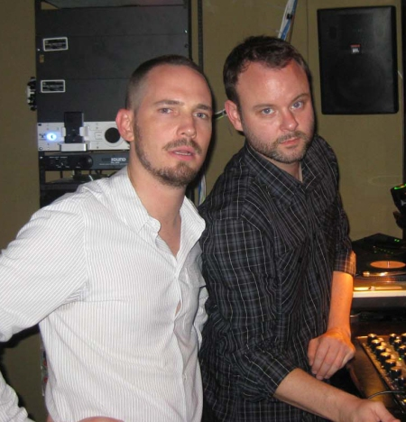 Sean b. & DJ Will (The Spank! Boys)