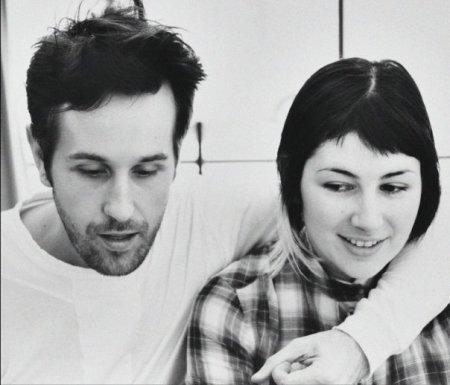 Justin Violini & Carla Edwards photographed by Anouck Bertin